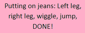 Jeans for Blog