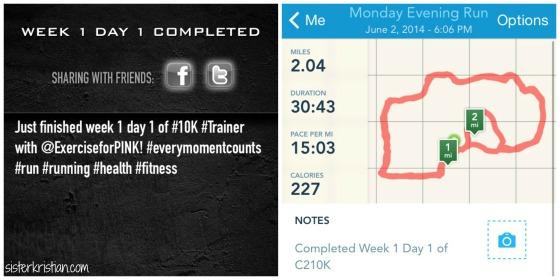 C210K Week 1 Day 1