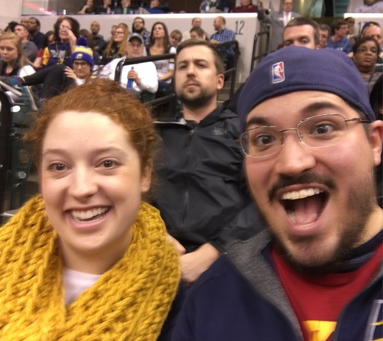Pacers Game 2.24.16